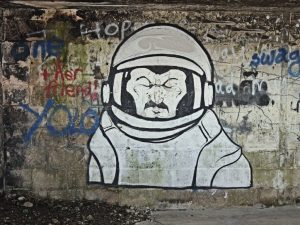 Spaceman Graffiti