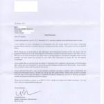 BCW Complaint Response