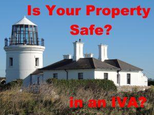 Property Safe In IVA